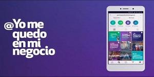 Gobierno lanza la plataforma 'Yo me quedo en mi negocio', para reactivar el comercio afectado por cuarentena